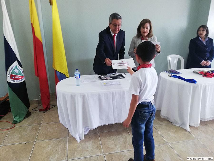 Clausura Primaria y Bachillerato