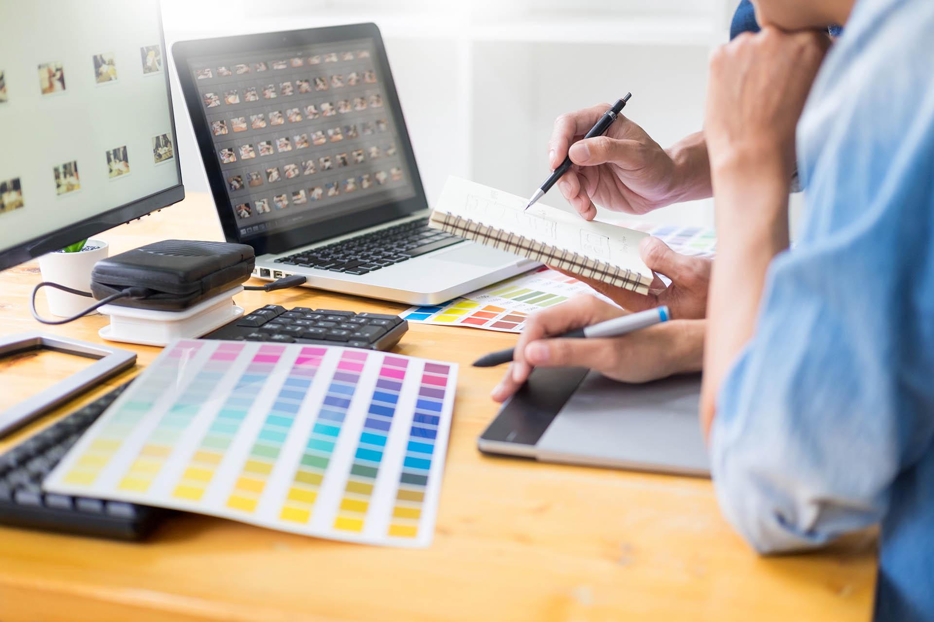 escuela diseño gráfico