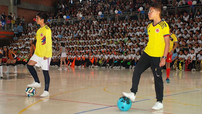 danzas alumnos