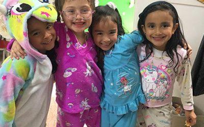 Rincón Lúdico – Pijamada Preescolar Septiembre 2019