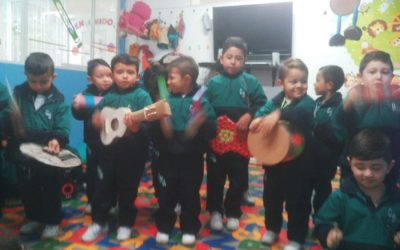 Rincón Lúdico – Musical – Agosto 2019