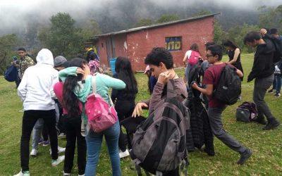 Parque Natural Nacional Chicaque – Curso 10º