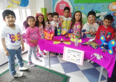 sustentacion preescolar 2019